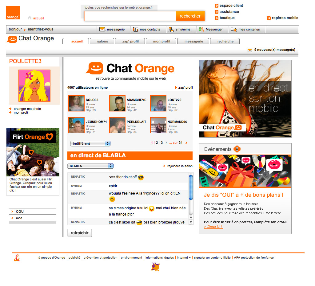 orange chat sites Find local lesbian and gay women on pinksofacom, a lesbian dating site for single women seeking other women for serious relationships, friends and support.